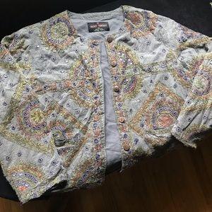 Sacred threads jacket